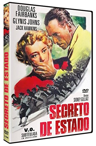 Secreto de Estado (State Secret) - 1950 [Non-usa Format: Pal -Import- Spain] (Imports Fairbanks)