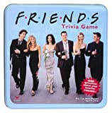 Friends Trivia Game; In A Collectible Blue Tin