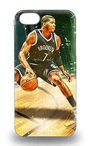 Iphone 5/5s Cover 3D PC Soft Case Eco Friendly Packaging NBA Brooklyn Nets Joe Johnson #7 ( Custom Picture iPhone 6, iPhone 6 PLUS, iPhone 5, iPhone 5S, iPhone 5C, iPhone 4, iPhone 4S,Galaxy S6,Galaxy S5,Galaxy S4,Galaxy S3,Note 3,iPad Mini-Mini 2,iPad Air )