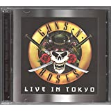 GUNS N' ROSES Live In Tokyo 2017 Not In This Lifetime World Tour 2CD