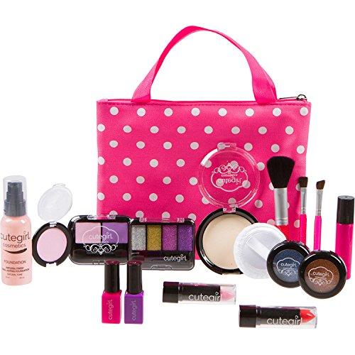 Pretend Makeup Play Deluxe Set For Children by Cutegirl (Cute Girl)