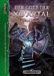 Der Gott der Xo'Artal - Grüne Hölle 3: Uthuria-Abenteuer 3