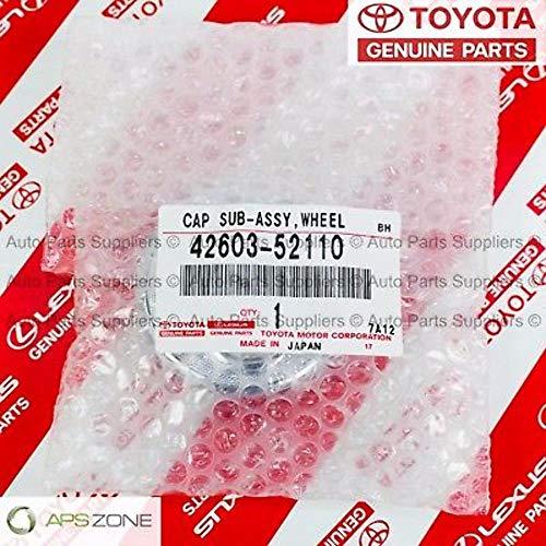 TOYOTA Genuine Parts Alloy Wheel Center Cap