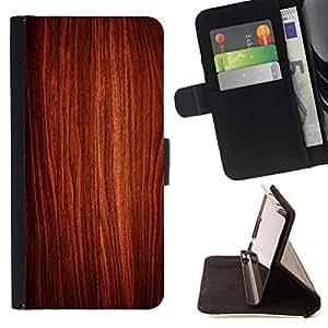 Momo Phone Case / Flip Funda de Cuero Case Cover - Wallpaper Arte Madera Interior Dise?o Textura - LG G2 D800