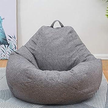 OYBB 1 Pieza Grande pequeño Perezoso sofás Cubierta ...