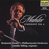 Mahler: Symphony No. 4 - Benjamin Zander / Philharmonia Orchestra / Camilla Tilling, soprano