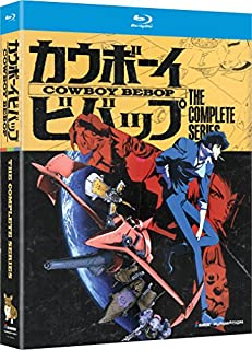 Cowboy Bebop: The Complete Series [Blu-ray] (B00NP06DJE) | Amazon Products