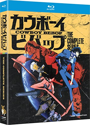 Review Cowboys Space - Cowboy Bebop: The Complete Series [Blu-ray]