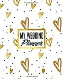 img - for My Wedding Planner: My Wedding Organizer Marriage Event Journal Checklist Notebook (Volume 2) book / textbook / text book