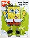SpongeBob Squarepants Deck Buddy and Playing Cardsの商品画像