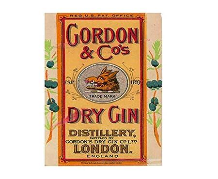 Ecool Gordon imán para Nevera con diseño de Barra de Pub de ...