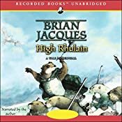 High Rhulain: A Tale from Redwall, Book 18 | Brian Jacques