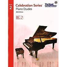 Celebration Series Piano Etudes 2015 Edition - Level 2