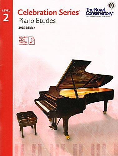 C5S02 - Royal Conservatory Celebration Series - Piano Etudes Level 2 Book 2015 Edition