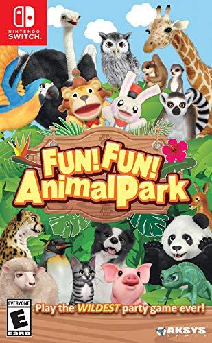 FUN! FUN! Animal Park - Switch Animal