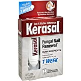 Beauty : Kerasal Fungal Nail Renewal Treatment 10ml, Restores the healthy appearance of nails discolored or damaged by nail fungus.