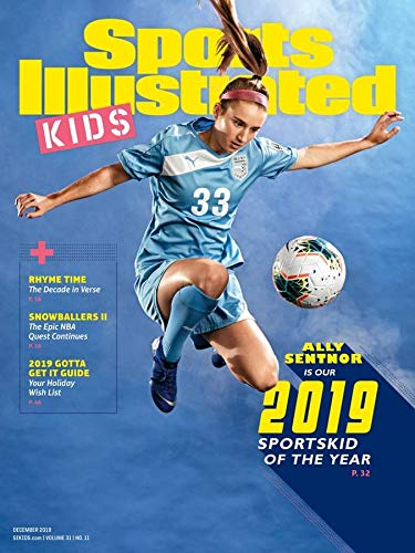 Sports Illustrated Kids (Outline Christmas Play)