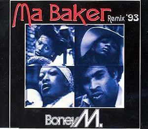 Ma Baker-Remix '93 [Single-CD]