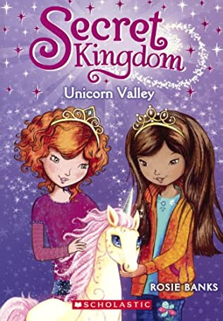 book cover of Unicorn Valley