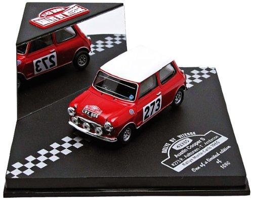 1/43 モーリス クーパー #273 R.Aaltonen/A.Ambrose Rallye Monte Carlo 1965 43335