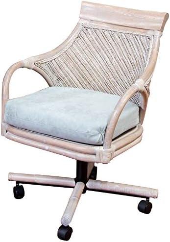 Alexander Sheridan Bermuda Tilt Swivel Caster Chair