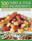 500 Recipes, Jenny White, 0754818837