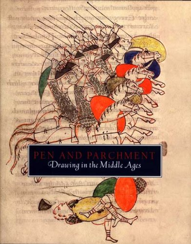 Pen and Parchment: Drawing in the Middle Ages (Metropolitan Museum of Art)