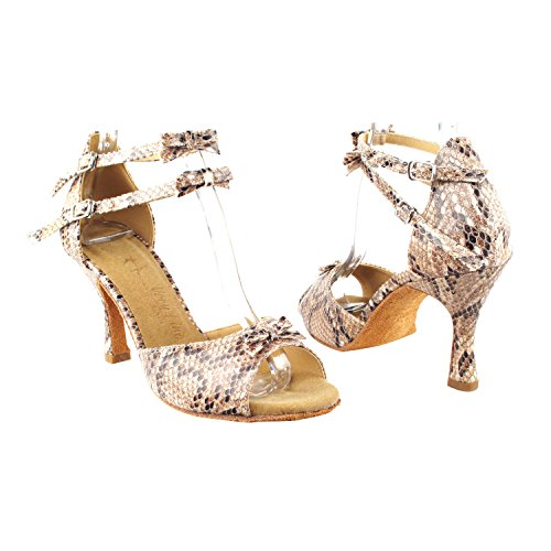 Shoes Latin Cobra Party Tango Top Tango Wedding Evening Swing Ballroom Dress High SERA7036 7005 Gold Women Salsa Pigeon Party Latin Swing Heel Pump High Shoes Dance Medium Salsa Shoes Comfort 7EwxEpCq1