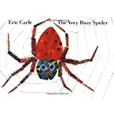 The Very Busy Spider -Miniature version book.
