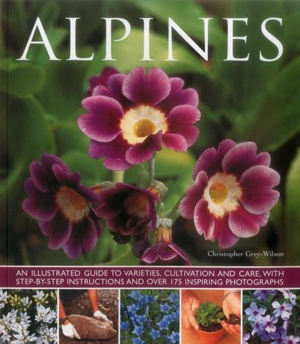 Alpines: An illustrated guide to varieties, cultivation and care, with step-by-step instructions and over 175 inspiring photographs