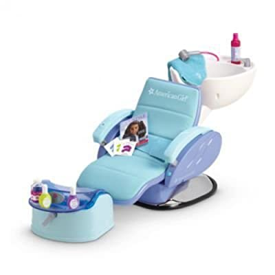 American Girl - Spa Chair for Dolls - Truly Me 2015: Toys & Games