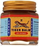 Tiger Balm Red Extra strength Herbal Rub Muscles Headache Pain Relief Ointment Big Jar, 30g | BeautyBreeze