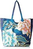Mara Hoffman Women's Arcadia Beach Bag Tote, Indigo, One Size