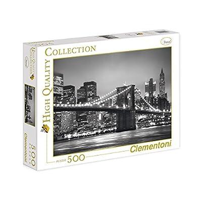Clementoni 30169 Puzzle Collezione High Quality New York 500 Pezzi