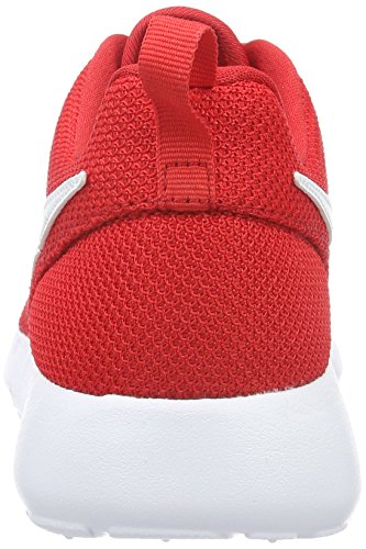 Mixte Classic One GS Roshe Red de 5 605 White EU Rot Green Chaussures University 35 Nike Enfant Running Shoe Black Red Varsity White Noir q0Pxx