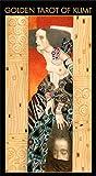 Golden Tarot of Klimt: 78 full colour gold embossed tarot cards