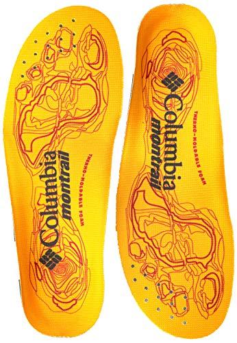 Columbia Enduro-Sole LP Insole, Yellow/MHWLogo, 5 Regular US