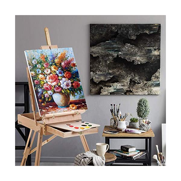 Delta-Prime-Savings-Club-Portable-Art-Easel-with-Storage-Sketch-Box-French-Style-Adjustable-Painting-Easel-with-Wooden-Pallete-Shoulder-Strap-for-Painting-and-Drawing