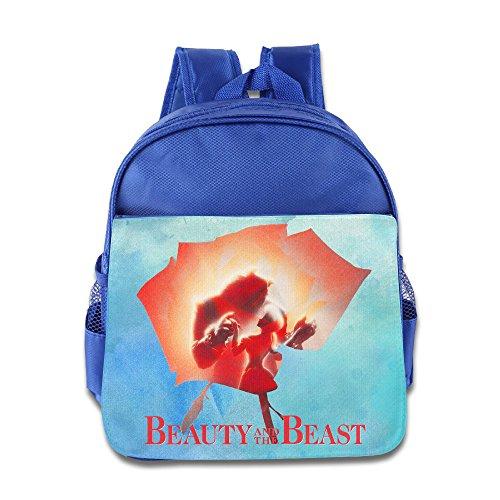 pooz-beauty-and-the-beast-kids-school-bagpack-for-boys-girls-royalblue