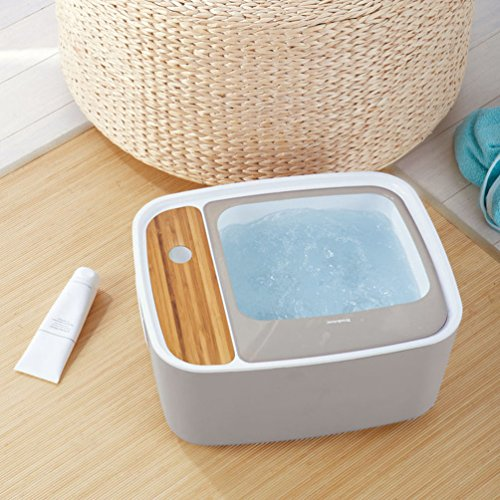 Brookstone Ultimate Foot Spa with Massaging Jets and Heat -