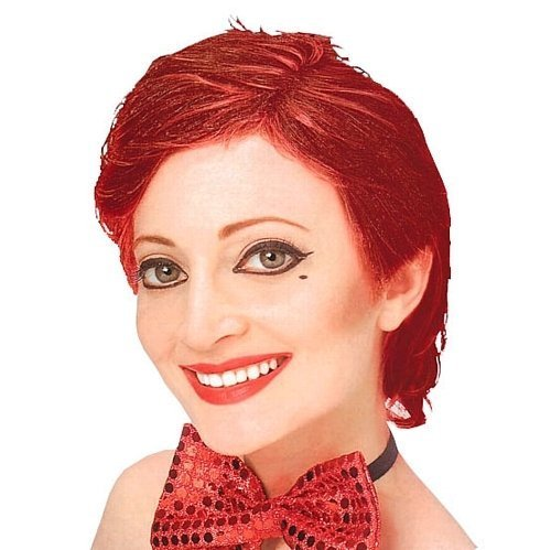 Rocky Horror Columbia Wig (Columbia Rocky Horror Female Fancy Dress Wig by Parties Unwrapped)