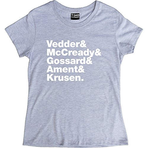T34 - Camiseta Ash Women's T-Shirt