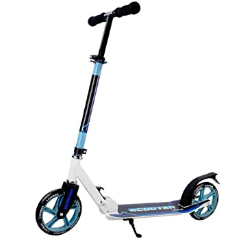 YUMEIGE Patinetes Kick Scooter Scooter Plegable rápido con ...