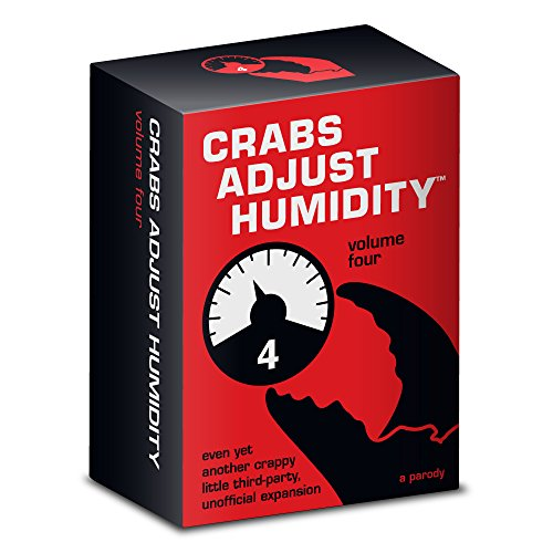 Crabs Adjust Humidity - Vol Four