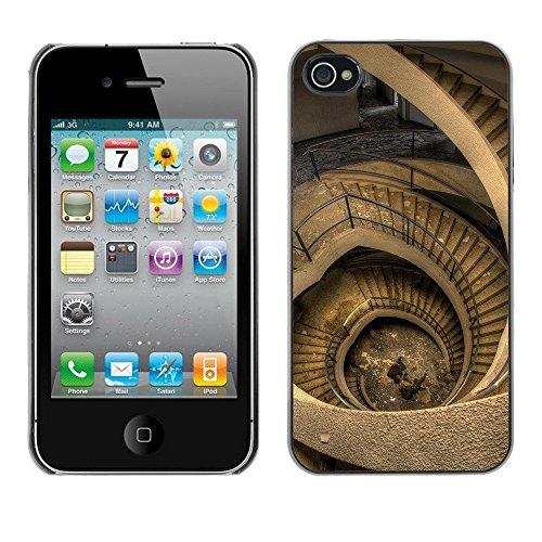 Hülle Case Schutzhülle Cover Premium Case // F00000048 Reifeninnen // Apple iPhone 4 4S 4G