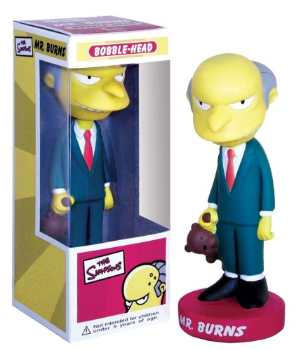 (Funko Mr. Burns Wacky Wobbler)
