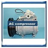 GOWE a/c compressor for 10PA15C Pajero 2.5 TD 3.0/Toyota Land Cruiser a/c compressor 147200-0530 1472000530