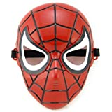 Wanna Party Face Mask Spiderman (Red)