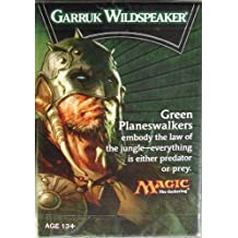 Magic the Gathering Limited Edition 30-card Planeswalker Deck 2012: Garruk Wilkdspeaker (Green) by Magic: the Gathering