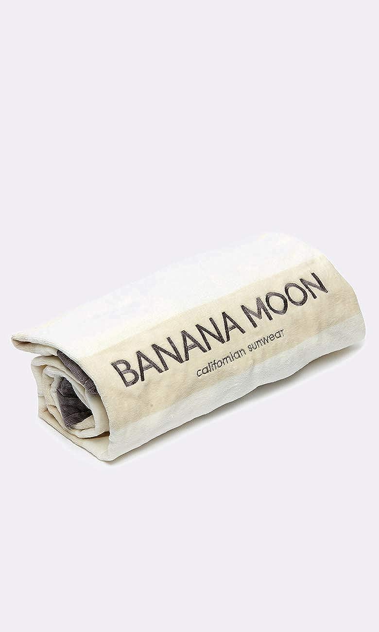 Toalla de playa Banana Moon Towely Fergie Beige: Amazon.es: Ropa y accesorios